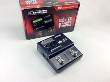 Line 6 M5 Stompbox Modeler - Multi Effektgerät - Gitarre - MIDI