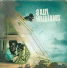 Saul Williams - Same 2004 (Serj Tankian/Soad) Card Promo Full Album Cd Ex