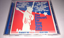 The Concert for New York City - 2 Discs  SACD - Bowie/McCartney/Rolling Stones