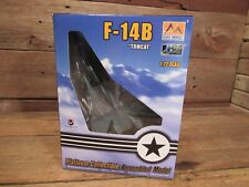 Easy Model 37186 1/72 US F-14B Tomcat VF-103 Warcraft Bomber Airplane Display