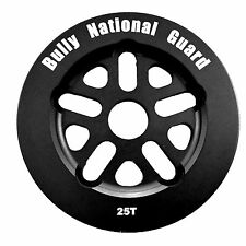 BULLY NATIONAL GUARD BMX 25T BLACK  ODYSSEY MADE IN THE USA