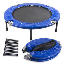 Valkyrie Mini Pliable rebond trampoline bleu 38 in (environ 96.52 cm) Exercise Workout