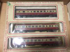 """LIMA 1002 CL 3-teiliger Triebwagen """"TEE"""" OVP"""