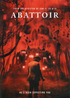 Abattoir ,(DVD, 2017),NEW and Sealed, R, WS, FREE shipping!