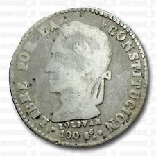 a33570fde1 MORUZZI - Bolivia REPUBLICA Since 1825 2 SOLES 1860 Potosì Plata MB / F / BC