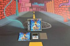 STREET FIGHTER II DASH PC ENGINE HuCARD SYSTEM