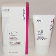StriVectin Anti-Wrinkle Volumizing Hand Cream 2 Oz 60 mL Nib Nia114 Treatment