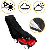 Universal Waterproof Lawn Mower Lawnmower Cover Walk Behind Storage Rain Dust Pr