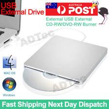 USB External DVD/CD Writer Burner RW ROM Drive CD Player For Notebook Melbourne