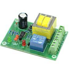 Ciruito Interruttore di controllo Livello Liquidi acqua e avviamento Pompa 230V