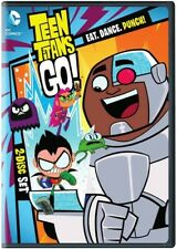 Teen Titans Go: Season 3 - Pt. 1 [New Dvd] 2 Pack, Eco Amaray Case, Su
