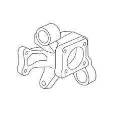 Genuine 23337210 Rear Suspension Knuckle for 2011 2016 Chevy Captiva