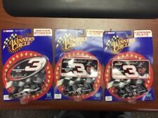 Dale Earnhart Winner's Circle Lot of 3 Goodwrench