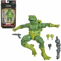 FREE SHIPPING! Spider-Man Marvel Legends 6-Inch Frog-Man Action Figure BY HASBRO
