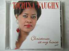Tichina Vaughn - Lars Jönsson - Christmas At My House - CD