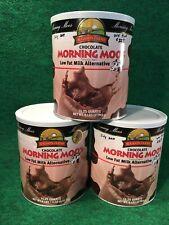 Augason Farms Chocolate Milk Morning Moo's Long Term Lg #10 Can Survival Food