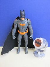 """RARO BAT Segnale Luminoso & Batman Figura Azione 6"""" DARK NIGHT MOVIE DC Comics 511"""