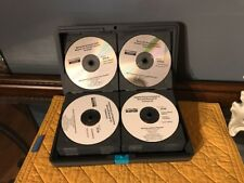 Lot of 24 Microsoft Windows 2000 Professional learning system s COURSES