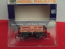 """DAPOL B587 """"E.TURNER & SONS"""" FOREST OF DEAN QUARRIES WAGON WITH LOAD N.M.I.B."""
