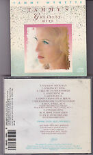 CD TAMMY WYNETTE GREATEST HITS 11T INCLUS STAND BY YOUR MAN