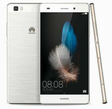 Huawei p8 Lite LTE Android - 16gb blanco-usado-IVA los comerciantes #l0301