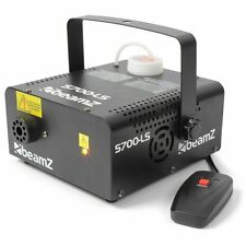 BeamZ S700-LS macchina fumo con laser R/G per DJ feste bar club ecc.