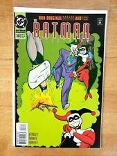 Batman Adventures #28- DC 1994 Appearance Harley Quinn VF/NM RAW Comic