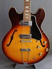 Gibson Vintage 1967 ES-330TD Guitar & Gibson Custom Shop Case