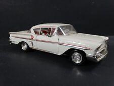 ERTL American Graffiti 1958 Chevy Impala 1:18 Scale Diecast American Muscle Car