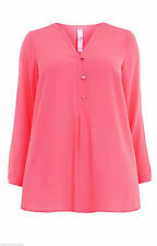 Evans Plus Size No Pattern Tops & Shirts for Women
