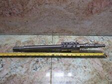 Mori Seiki Sl 1 21 X Axis Ball Screw Ballscrew Cnc Lathe
