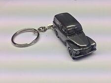 Volvo 445 Duet Estate 3D split-ring keyring FULL CAR ref284