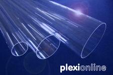 14,99€//m PLEXIGLAS® Acrylglas Rohr XT Klar Ø 30-60 mm und Länge wählbar
