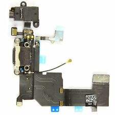 Connecteur de charge Prise jack Micro Antenne iPhone 5S noir /e27