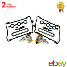 NewPair Camshaft Timing Chain Tensioner Kit For VW Passat Audi A4 A6 2.7T 2.8 V6