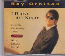 Roy Orbison-I Drove All Night cd maxi single