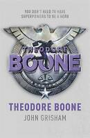 Theodore Boone by John Grisham, Acceptable Used Book (Paperback) FREE & FAST Del