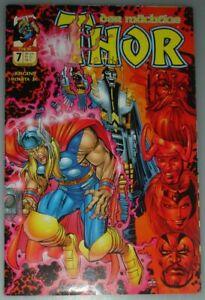 Thor / Der Machtige Thor #07 / Germany 1999 / Quesada / Buscema