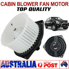 For Holden Rodeo Colorado RC D-MAX 03-12 Heater Blower Motor Fan Cabin #98008893