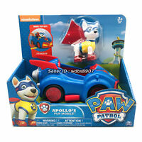 Apollo's Pup Mobile New nickelodeon PAW Patrol Dog Model Car Kids Toys In Stock