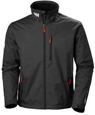 2017 Helly Hansen Crew Midlayer Jacket Black 30253 EXTRALARGE