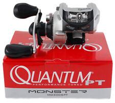 QUANTUM MONSTER MO300SPT 6.4:1 GEAR RATIO RIGHT HAND BAITCAST REEL