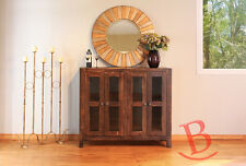 """Bourne 47"""" Buffet TV Console Rustic Western Solid Wood Shabby Chic"""