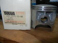 NOS Yamaha Piston 65.96 STD 1974 - 1976 DT175 1975 - 1979 TY175 443-11631-03-96
