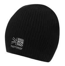 Karrimor Running Beanie Hat Knitted Warm Cap Walking Hiking Outdoor Black