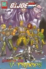 2003 GI Joe Valor vs Venom MINI COMIC #7 Dawn Of V-Troops catalog LARRY HAMA JTC
