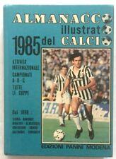Panini - Almanacco illustrato del Calcio 1985 Platini