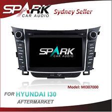 "SP 7"" AFTERMARKET GPS DVD SAT NAV IPOD BLUETOOTH NAVIGATION FOR HYUNDAI I30 i30"