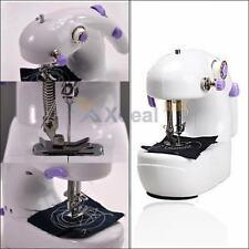 New Portable Mini Electric Handheld Sewing Machine Desktop Home Household Travel