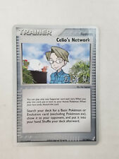 POKEMON 2017 WORLD CHAMPIONSHIP DECK CELIO'S NETWORK 73/100 Near Mint